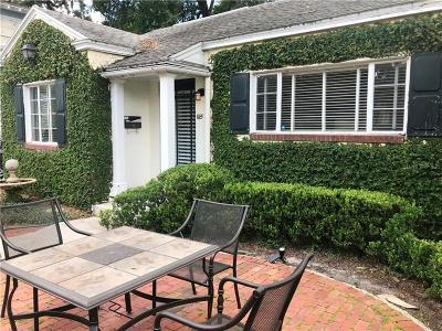 Orlando Single Family Home For Sale: 615 Bourne Place