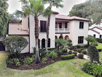Winter Park Single Family Home For Sale: 1127 Kenwood Avenue
