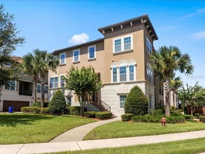 Lake Mary Townhouse For Sale: 200 Trieste Loop