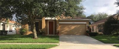 Orlando Single Family Home For Sale: 9294 Venezia Plantation Drive