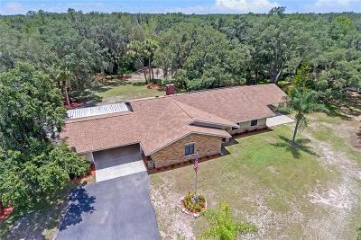 Single Family Home For Sale: 4410 Mildred Bass Road