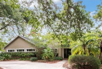 Orlando Single Family Home For Sale: 7692 Apple Tree Circle