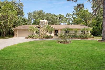Windermere Single Family Home For Sale: 3819 McKinnon Road