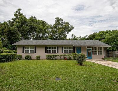 Deland  Single Family Home For Sale: 504 S Brooks Avenue