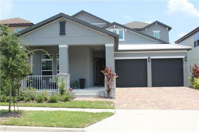 Winter Garden Single Family Home For Sale: 14651 Winter Stay Drive