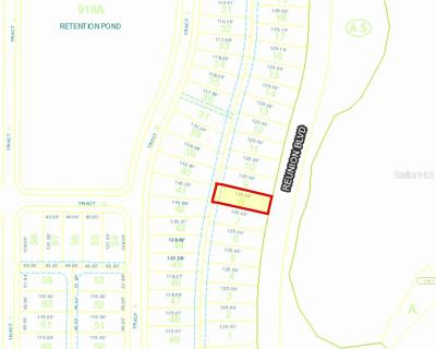 Reunion Residential Lots & Land For Sale: 1452 Reunion Boulevard