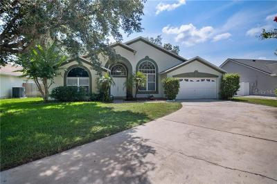 Oviedo Single Family Home For Sale: 1021 Cutoff Branch Court