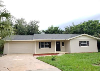 Belle Isle Single Family Home For Sale: 2810 Flowertree Road