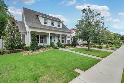 Winter Park Single Family Home For Sale: 701 Pansy Avenue