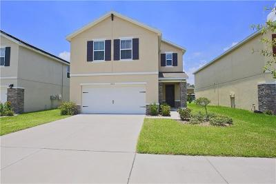 Plant City Single Family Home For Sale: 1805 Greenwood Valley Drive