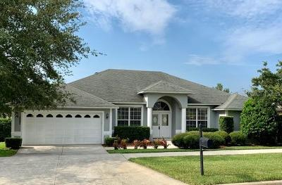Clermont Single Family Home For Sale: 1115 Princeton Drive