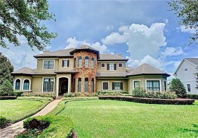 Windermere FL Single Family Home For Sale: $1,399,000