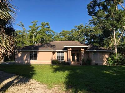 Naples Single Family Home For Sale: 191 20th Street NE