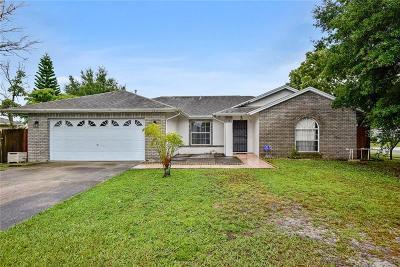 Single Family Home For Sale: 12315 Leeks Court