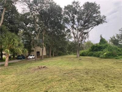 Lake Alfred Residential Lots & Land For Sale: Cross Avenue S