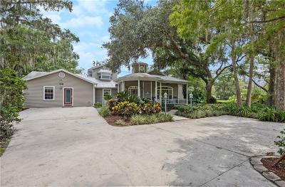 Kissimmee Single Family Home For Sale: 3041 Tindall Acres Road