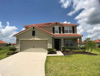 Kissimmee Single Family Home For Sale: 3054 Menorca Court