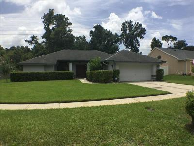 Winter Springs Single Family Home For Sale: 1139 Trotwood Boulevard