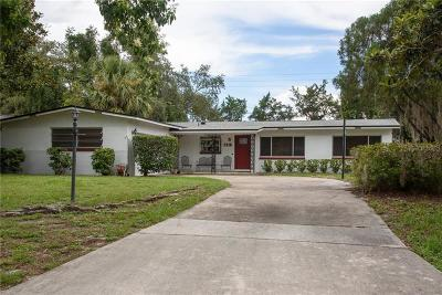 Winter Park Single Family Home For Sale: 2216 Woodcrest Drive