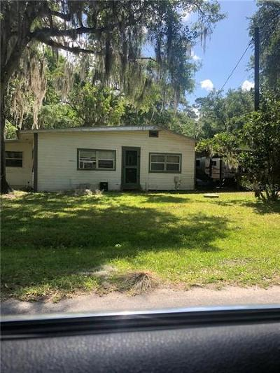 Single Family Home For Sale: 55310 1st Street