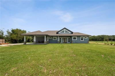 Eustis Single Family Home For Sale: 37200 Calhoun Road