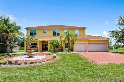 Osteen Single Family Home For Sale: 510 Dads Wayout