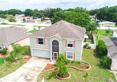 Winter Haven Single Family Home For Sale: 5848 Windridge Drive