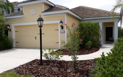 Venice Single Family Home For Sale: 12588 Sagewood Drive