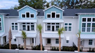 Orlando Townhouse For Sale: 115 E Concord Street #3