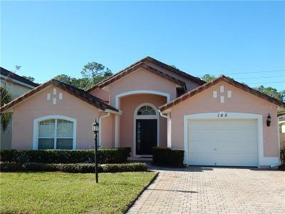 Davenport Single Family Home Pending