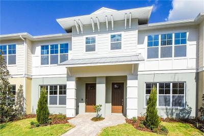 Lake County, Orange County, Osceola County, Seminole County Townhouse For Sale: 1269 Michigan Avenue