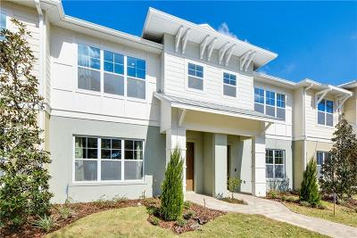 Lake County, Orange County, Osceola County, Seminole County Townhouse For Sale: 1271 Michigan Avenue