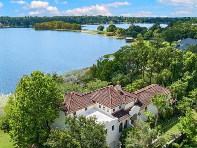 Mount Dora Single Family Home For Sale: 2189 Morningside Drive