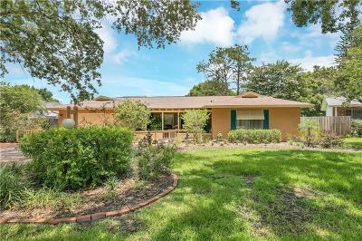Winter Park Single Family Home For Sale: 2213 Winter Woods Boulevard