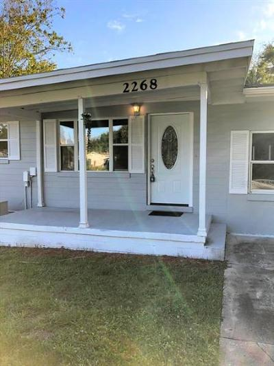 Single Family Home For Sale: 2268 Garfield Drive