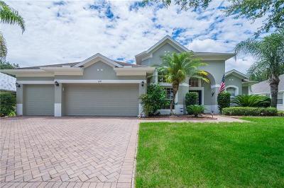 Apopka Single Family Home For Sale: 124 Alexandria Place Drive