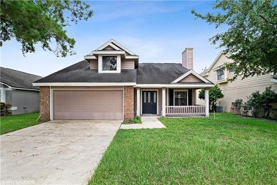 Winter Park Single Family Home For Sale: 1752 Meadowgold Lane