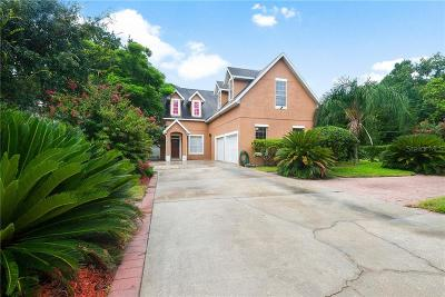 Winter Springs Single Family Home For Sale: 781 S Edgemon Avenue