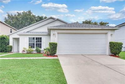 Orlando Single Family Home For Sale: 733 Sterling Spring Road
