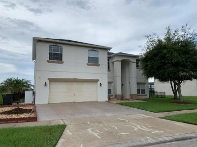 Kissimmee Single Family Home For Sale: 5410 Calla Lily Court