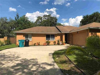 Orlando Single Family Home For Sale: 5155 Lighthouse Road