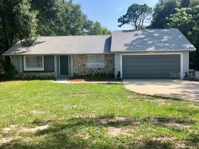 Casselberry Single Family Home For Sale: 871 Seminola Boulevard