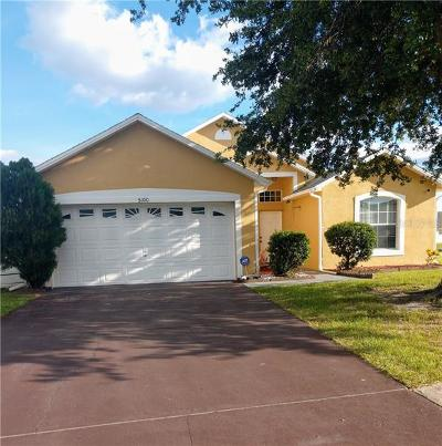 Kissimmee Single Family Home For Sale: 5100 Violet Lane