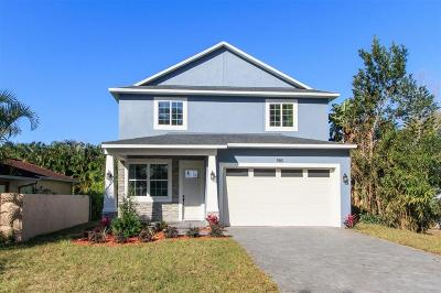 Orlando Single Family Home For Sale: 980 Burns Street