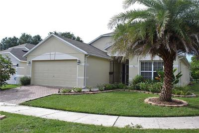Orange City Single Family Home For Sale: 665 Blue Park Road