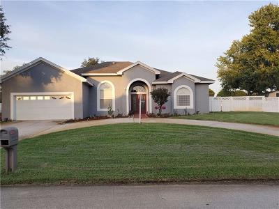 Winter Haven Single Family Home For Sale: 4342 Thomas Wood Lane E