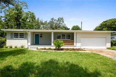 Orlando Single Family Home For Sale: 3400 Grant Boulevard