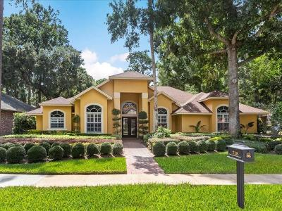 Sanford Single Family Home For Sale: 718 Treeline Place