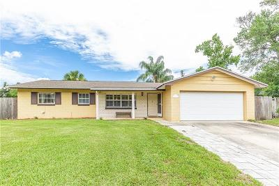 Palm Harbor, Tarpon Springs, Holiday, New Port Richey, Apopka, Altamonte Springs, Casselberry, Winter Springs, Lake Mary, Dunedin, Clearwater, Clearwater Beach, Trinity, Land O Lakes, Wesley Chapel, Odessa, Lutz Single Family Home For Sale: 143 Meadowlark Drive