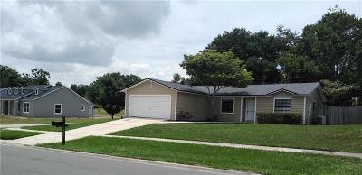 Apopka Single Family Home For Sale: 370 N Lake Avenue